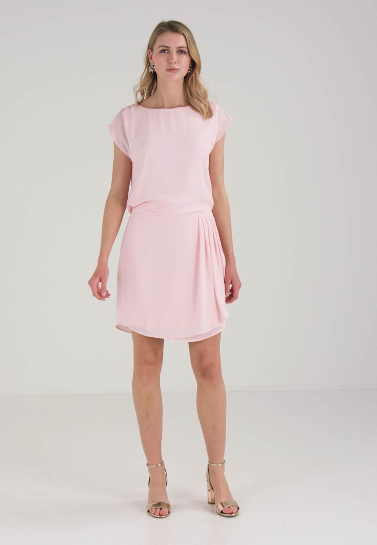 Esprit DRAPY DRESS - Robe dété - light pink