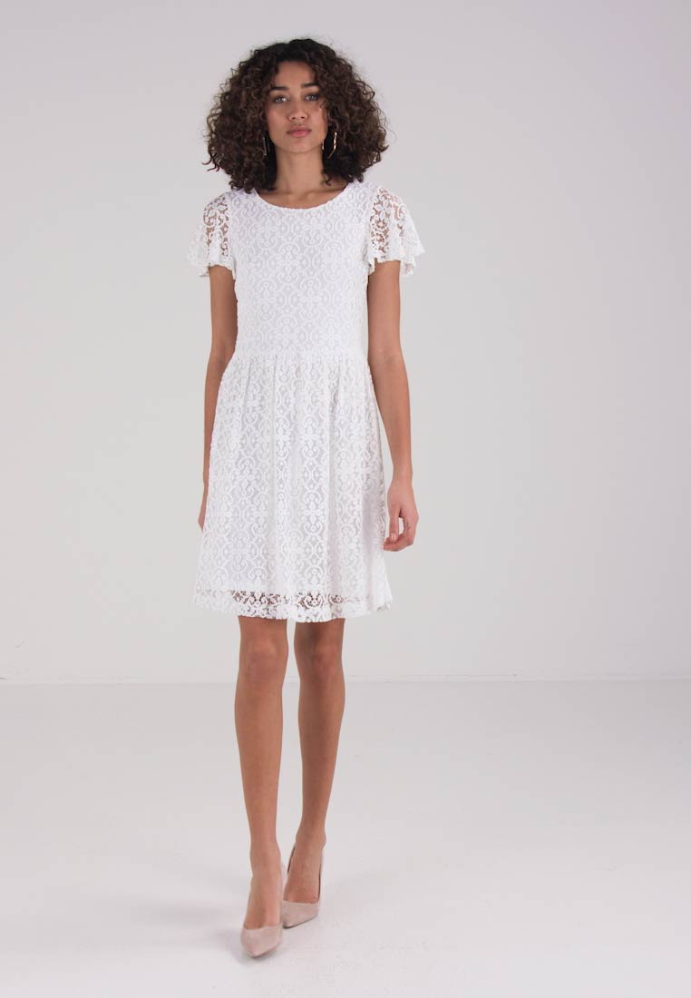 Esprit DRESS - Robe dété - white