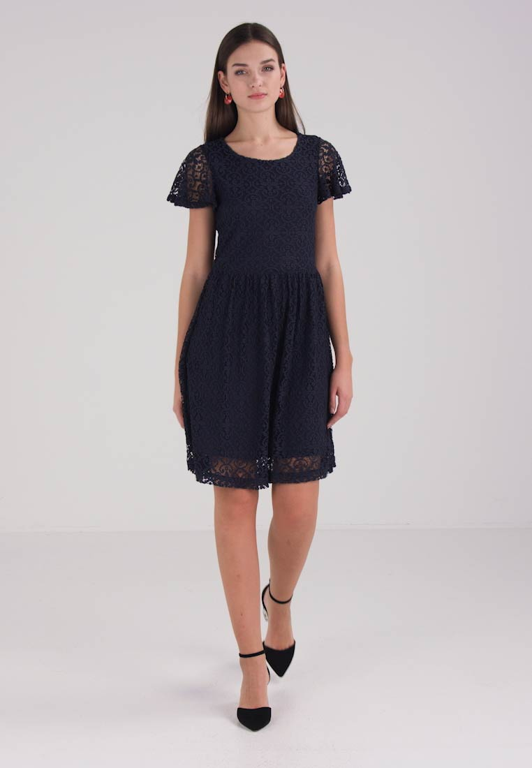 Esprit DRESS - Robe dété - navy