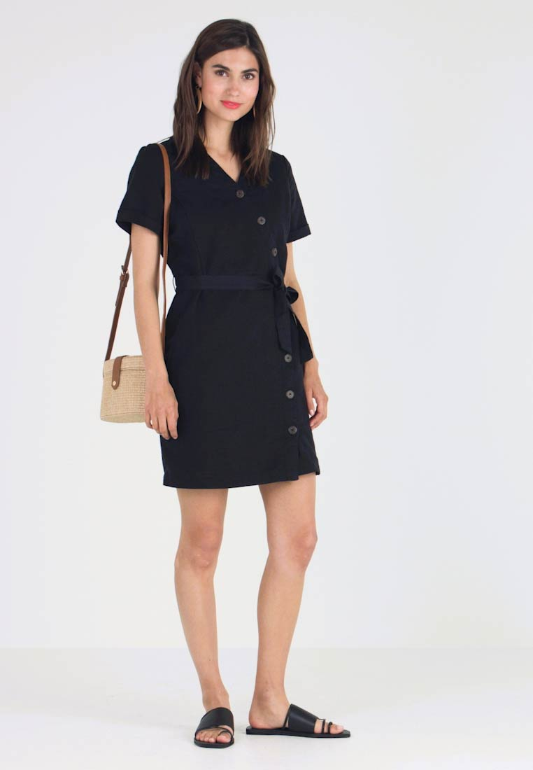 Esprit - Shirt dress - black