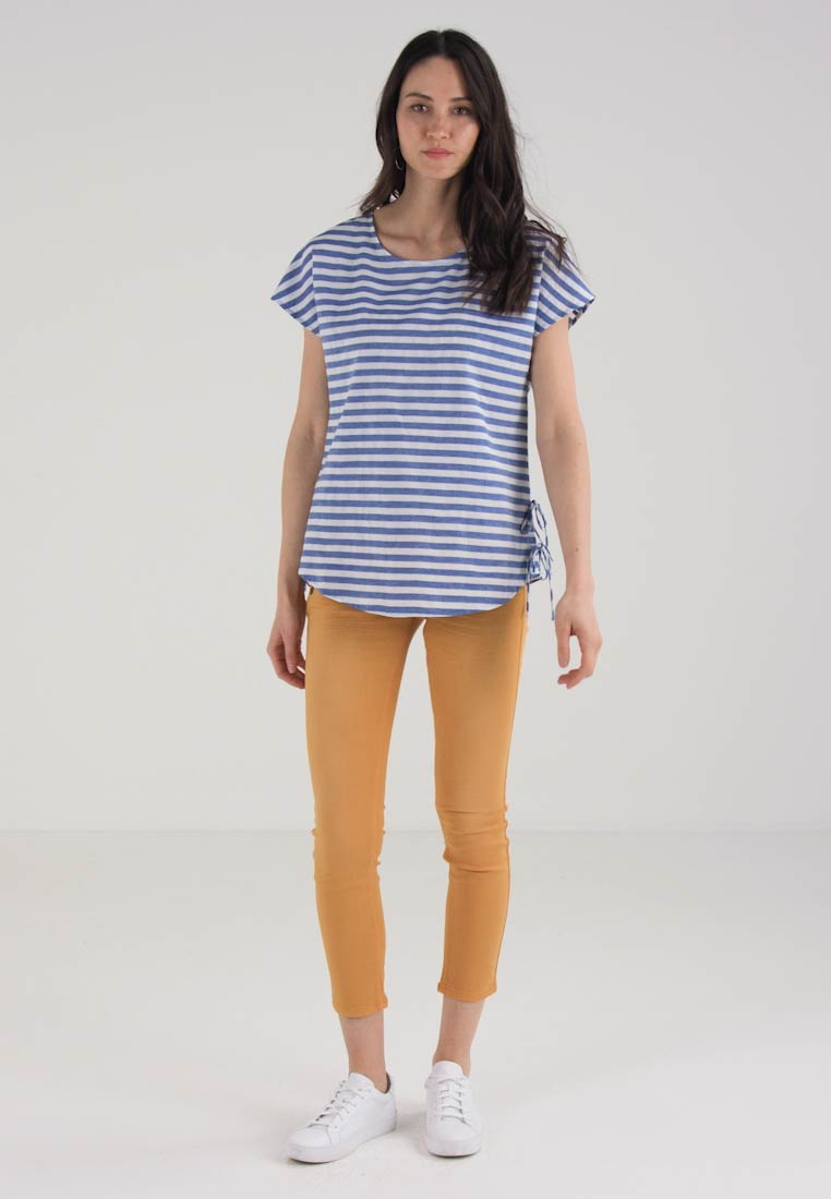 Stripe Esprit Blouse Stripe Blouse Esprit Blue Esprit Stripe Bright Bright Blouse Blue Bright TfqwfA4d