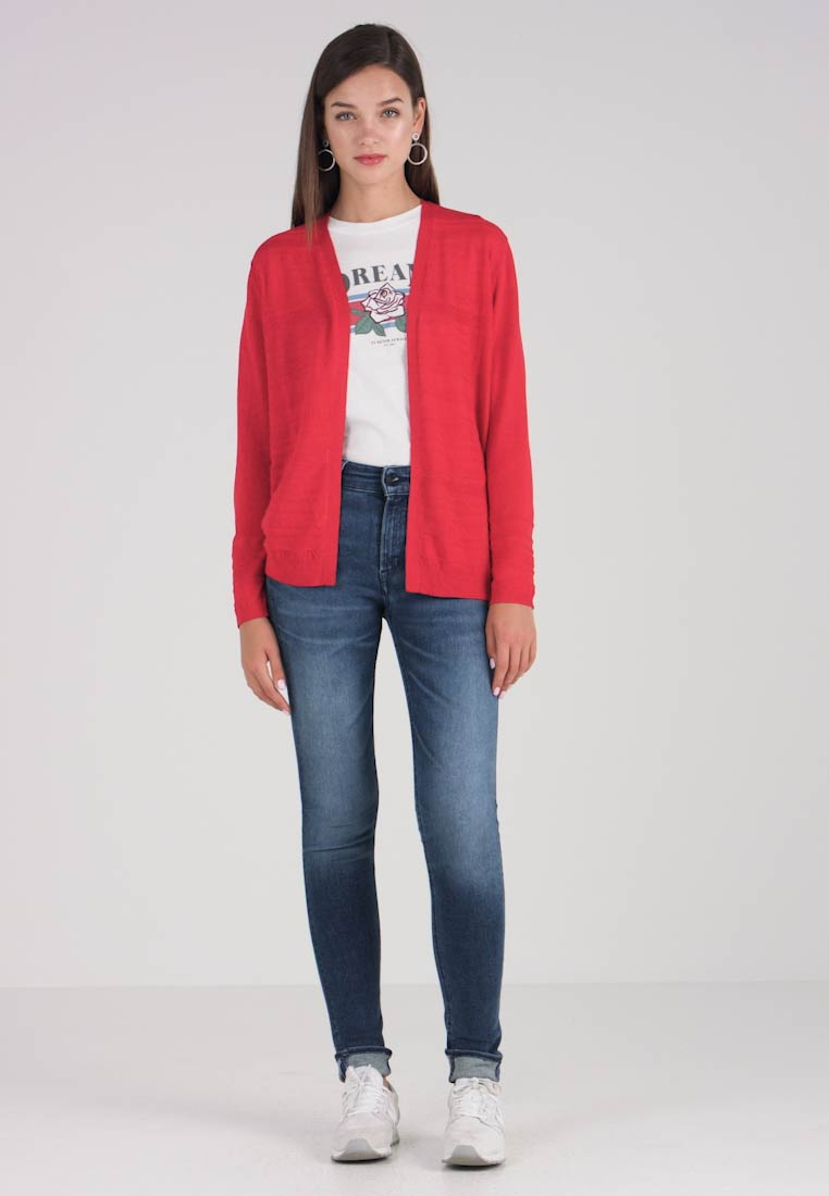 Esprit Red 2019 Cardigan Esprit 2019 New New Cardigan Red qvgtv