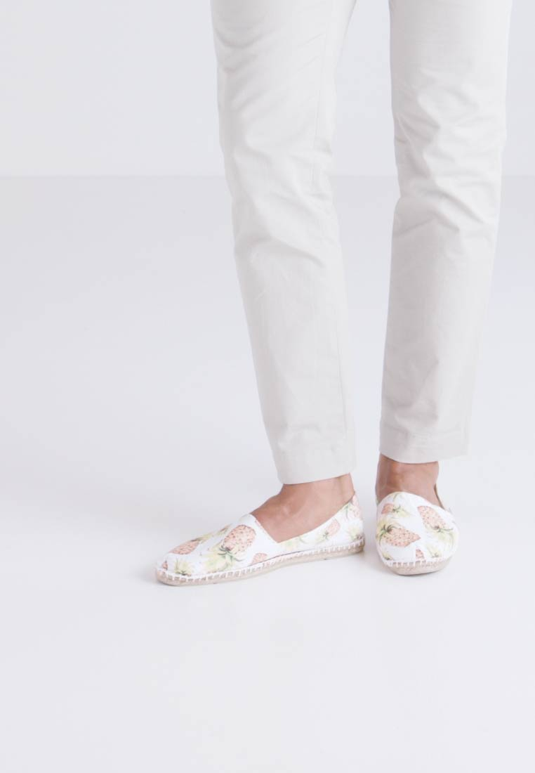 Espadrij l´originale CLASSIC - Loafers - white