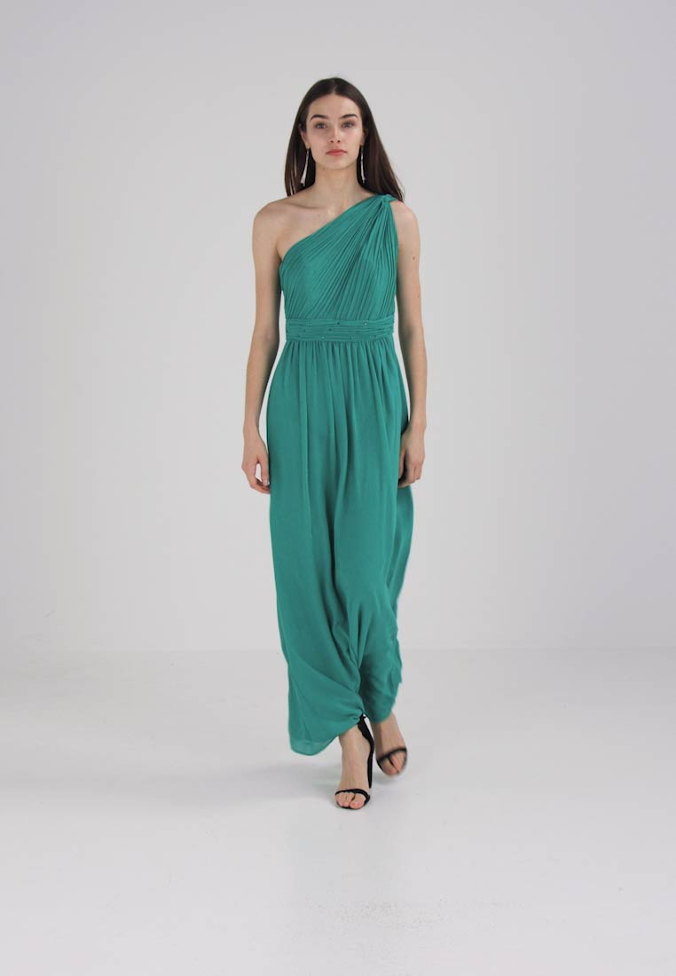 Esprit Collection SOFT - Robe de cocktail - teal green