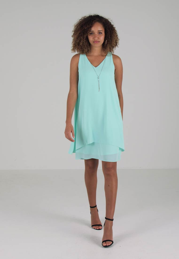 Esprit Collection SUMMER  - Robe dété - light aqua green