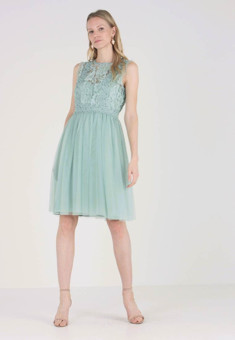 Green Esprit Collection Zalando OliviaCocktailkleid Kleid Light Aqua festliches Lc3qAR54j