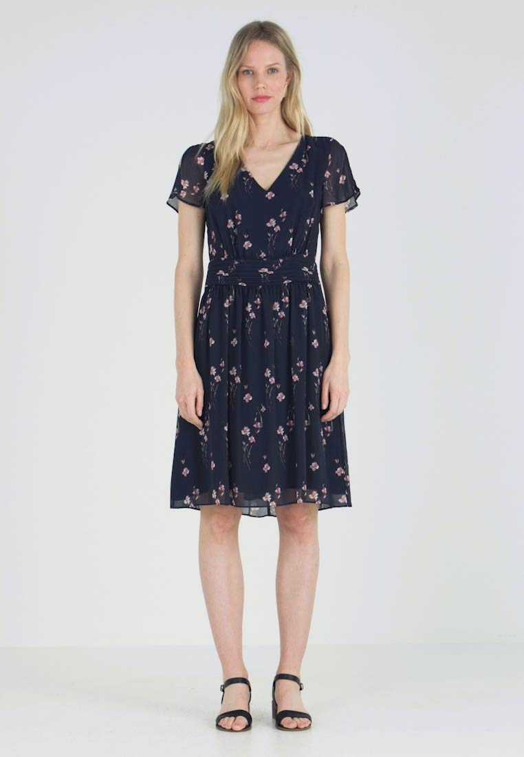 Fluent Esprit GeorFreizeitkleid Navy Collection Zalando VqUzLMGSjp