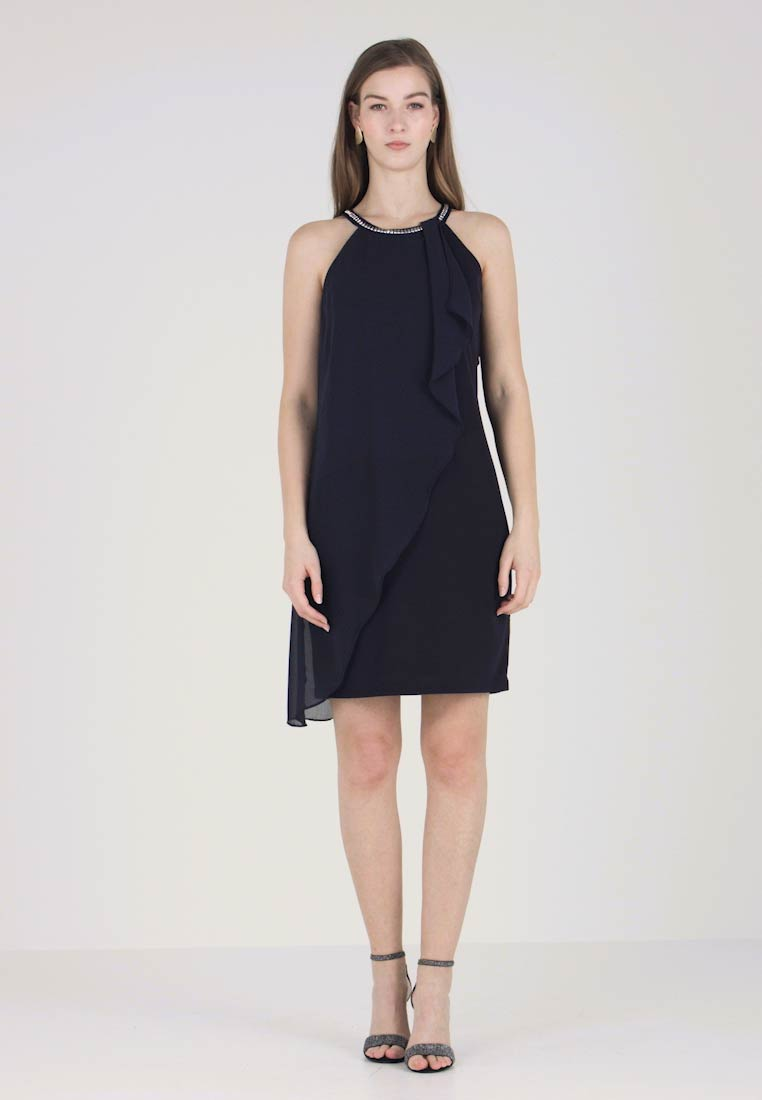 AsymmetricVestito Navy Collection Elegante Esprit Zalando OPiXZukT