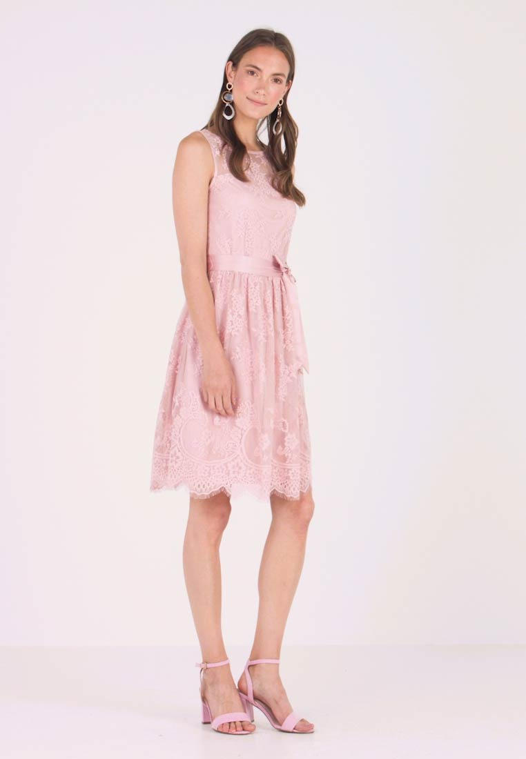 Esprit Collection - NEW DELICATE - Cocktailkleid/festliches Kleid - old pink
