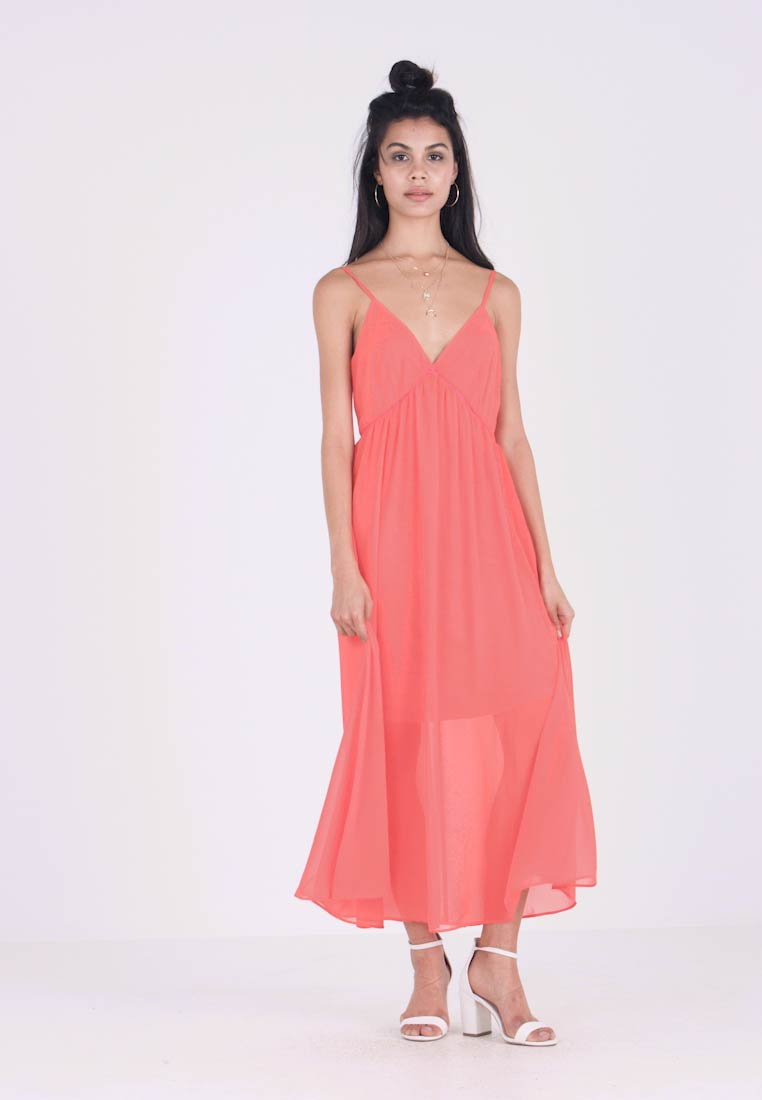 Even&Odd - Maxi dress - orange