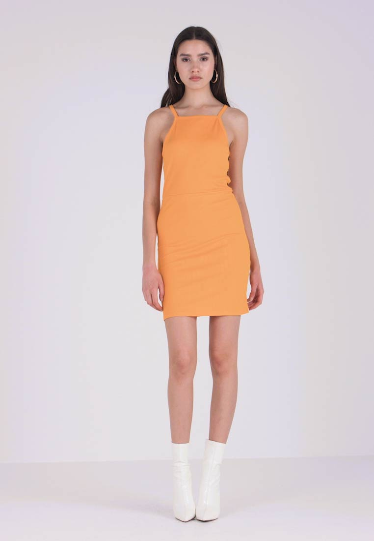 Jerseykleid Even Even amp;odd Yellow Jerseykleid Yellow Even amp;odd jL3R54A