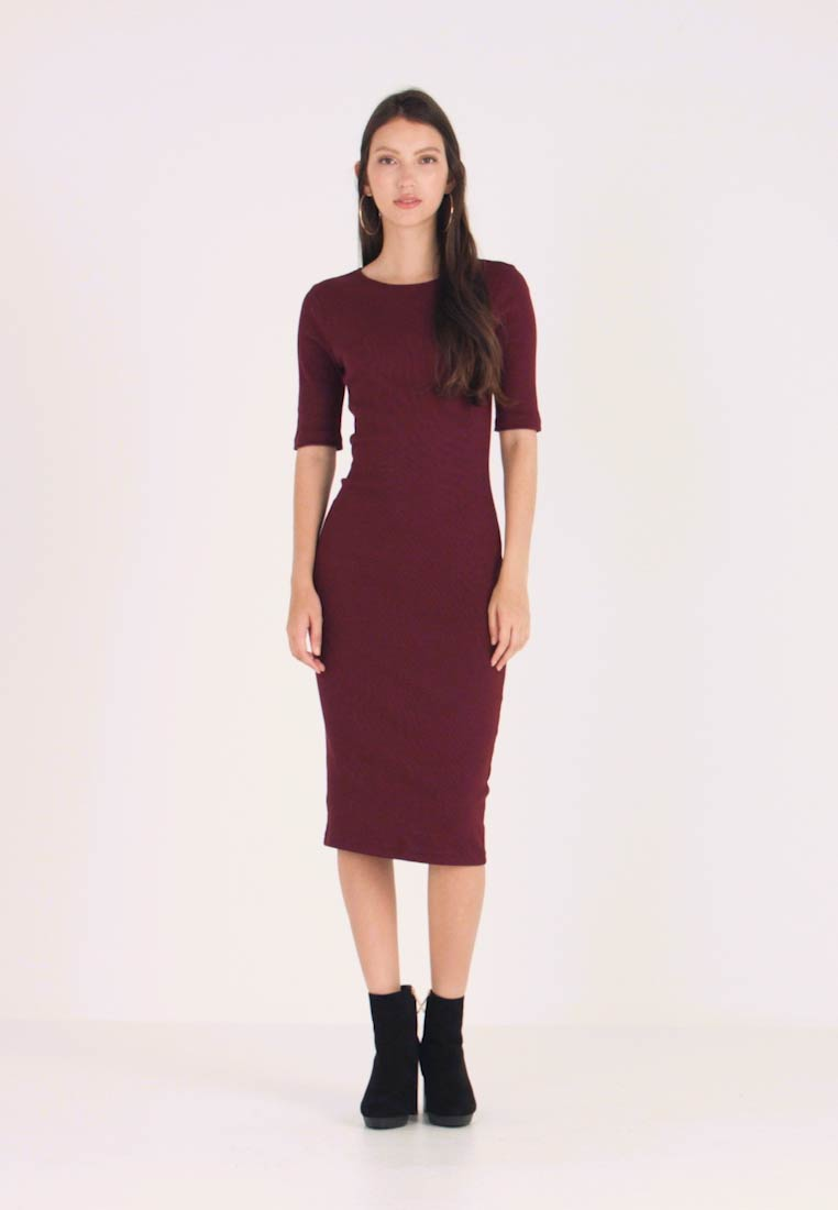 Even&Odd - Day dress - bordeaux