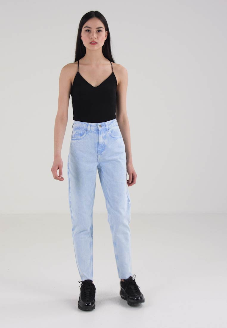 Even&Odd Relaxed fit jeans - light blue