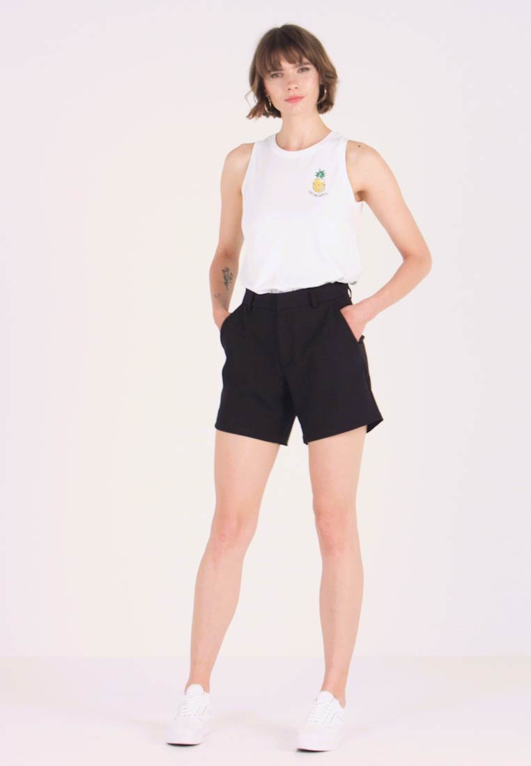 Even&Odd - Shorts - black