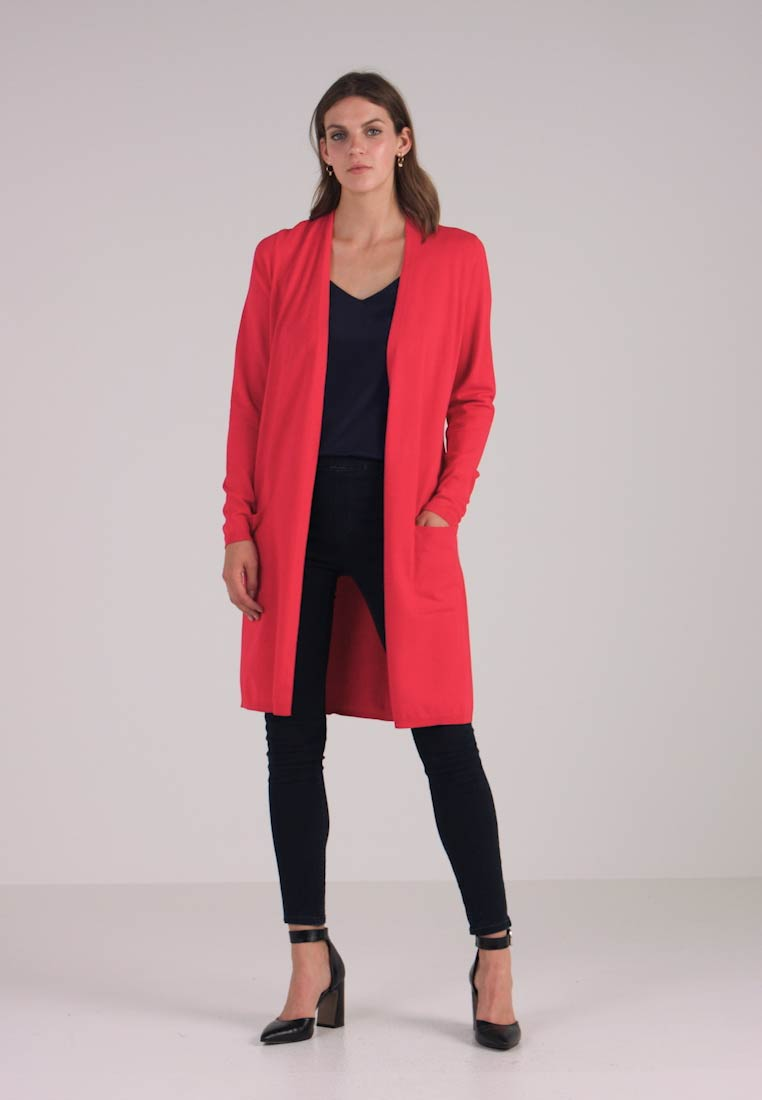 Cerise Expresso Hurry Jana Cardigan Up wqBq7XI