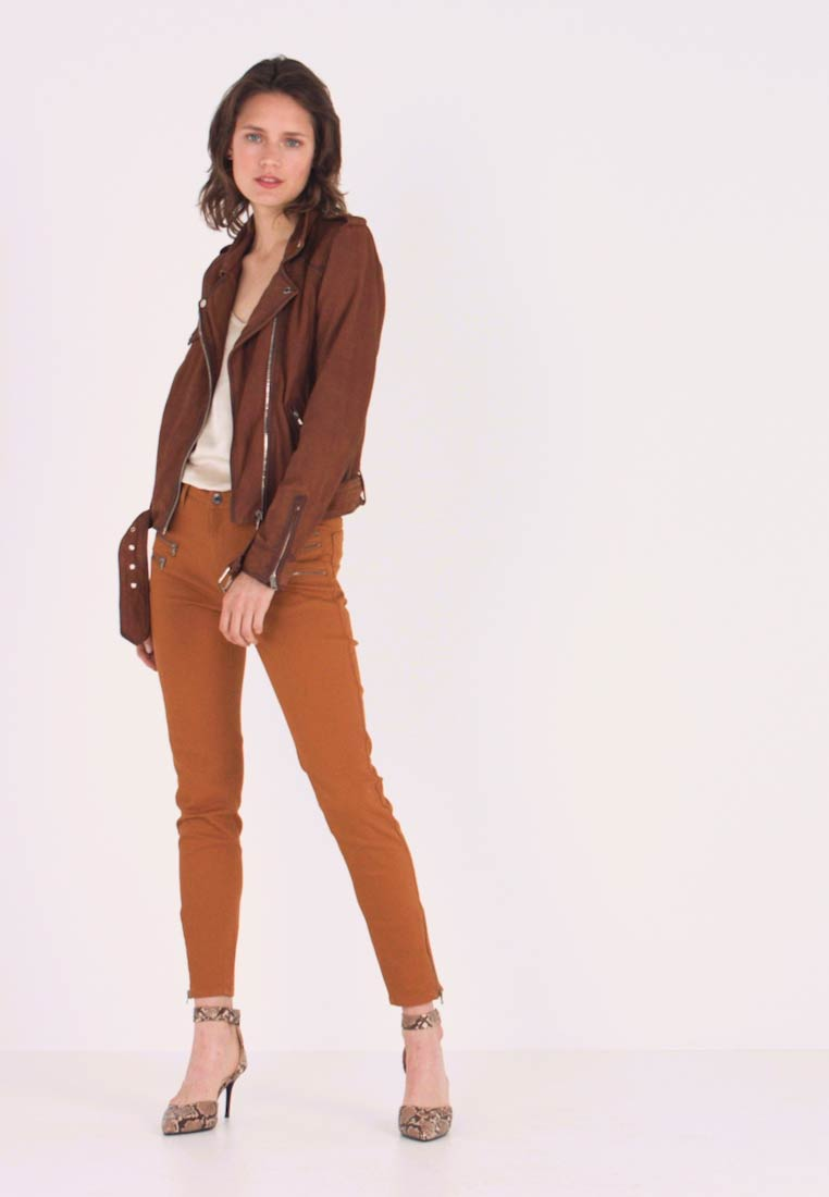Freequent - Slim fit jeans - cathay spice