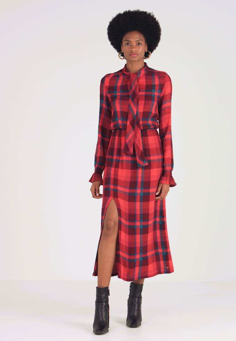 Fabienne Chapot - BRUCE DRESS - Day dress - red
