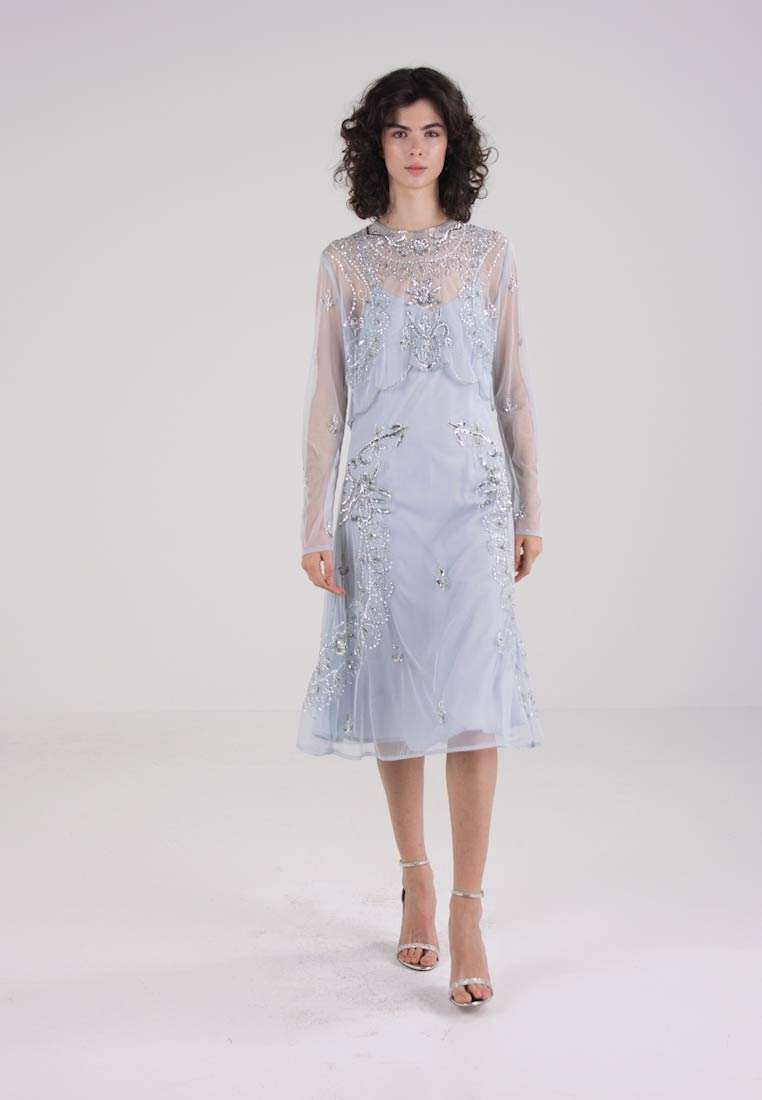 Frock and Frill Cocktailkjole ice blue