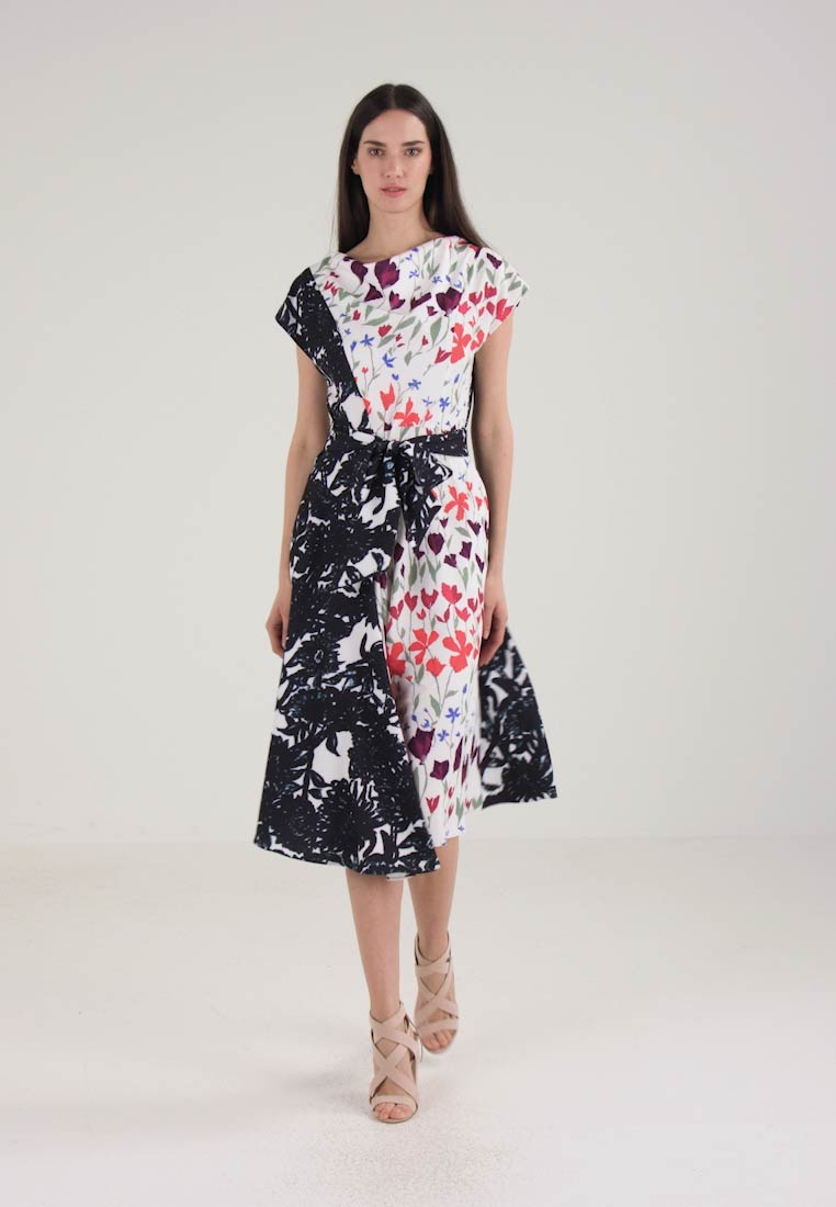 Sommerkjole PRINT FENMORE DRESS London MIXED Finery qxw0AvzTW