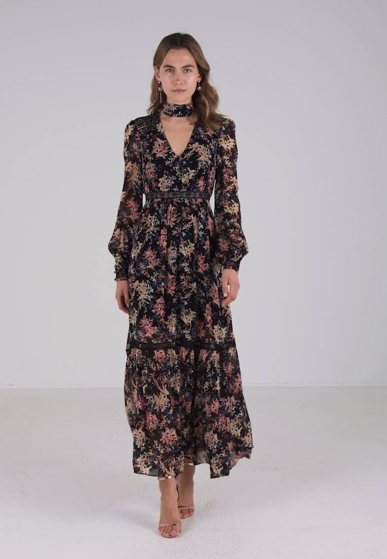 Forever New FLORAL MAXI - Robe longue - multicolored