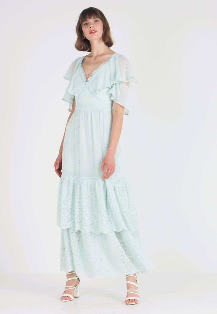 Forever New - BACK TIERED - Maxikleid - mint