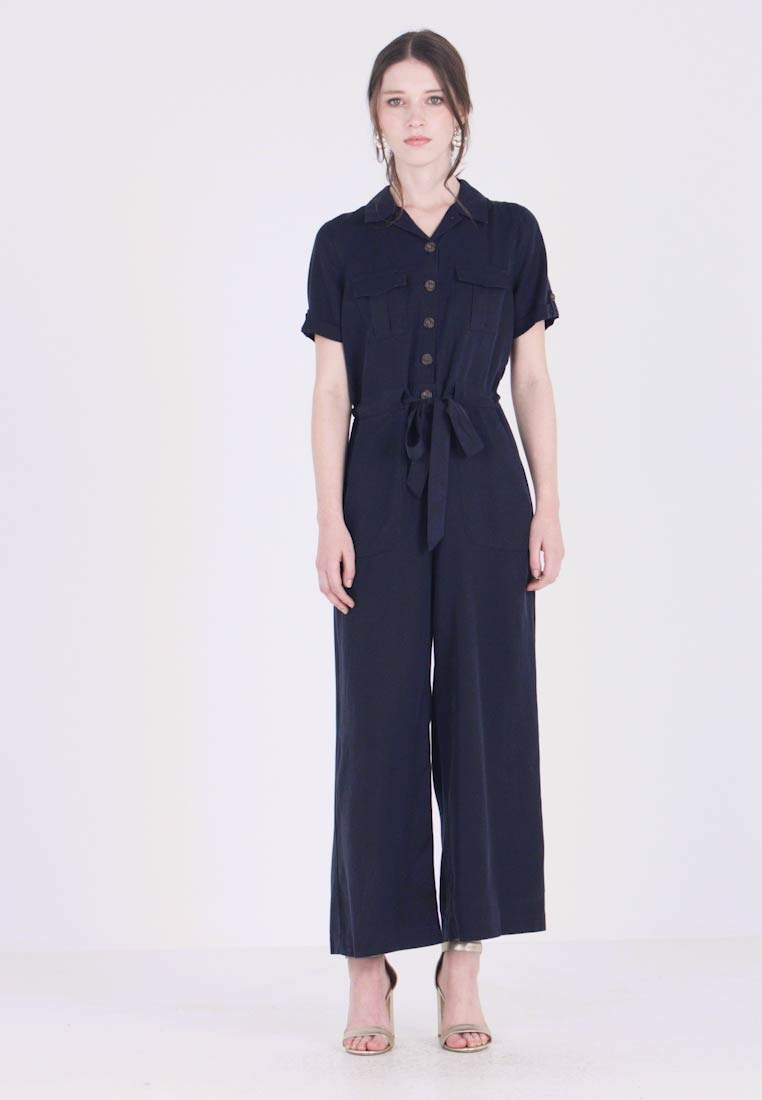 Forever New - DYLAN UTILITY - Jumpsuit - navy