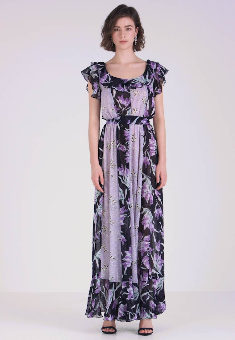Foxiedox - LALA GOWN - Ballkleid - purple/multi