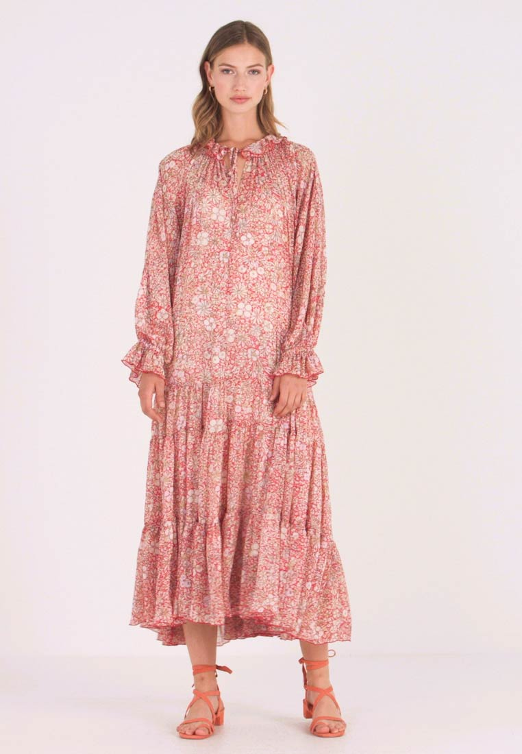 Free People - FEELING GROOVY - Maxikleid - red