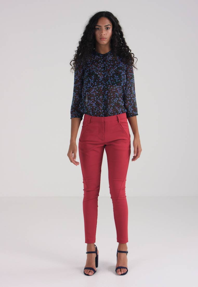 Fiveunits - ANGELIE - Pantalones - rio red