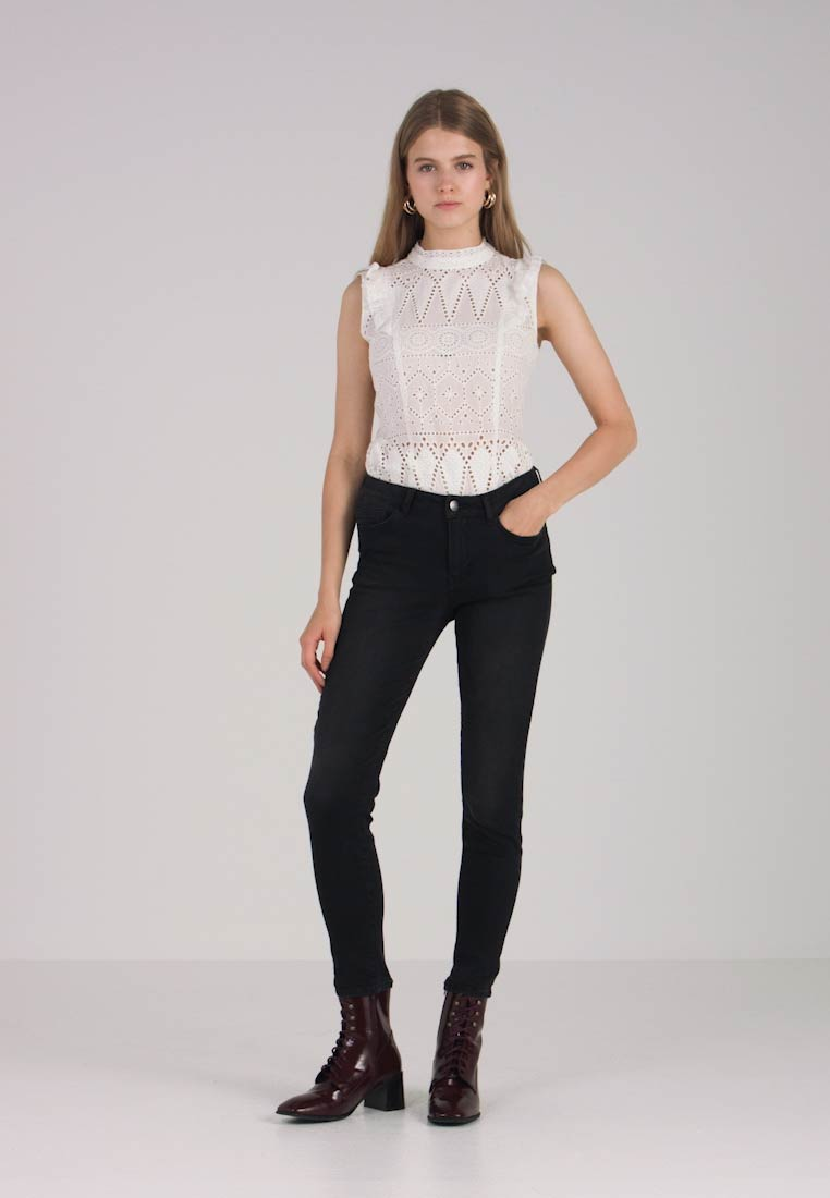 Fiveunits Kate Fit Jeans Black Moon Skinny 4x4wrHYZq