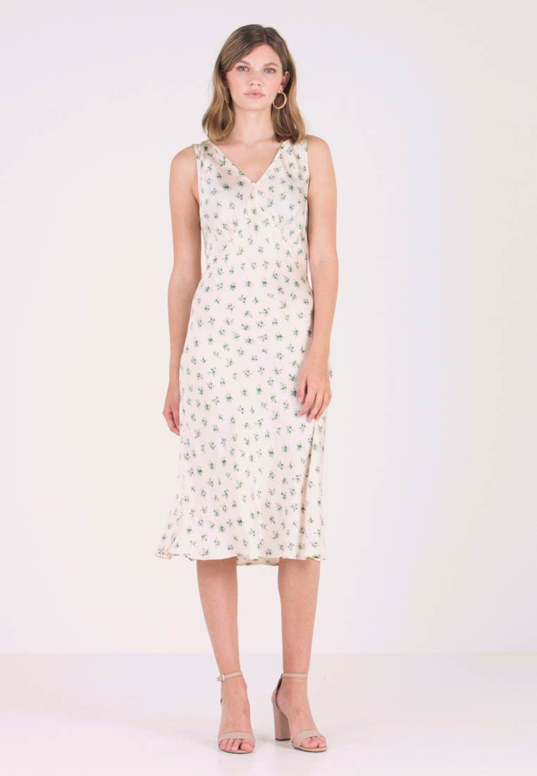 Ghost - SUMMER DRESS - Freizeitkleid - off-white