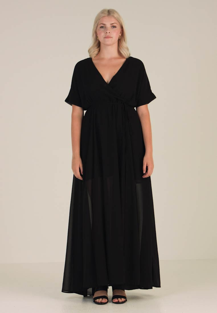 attractive & durable buying now timeless design CURVE DRESSES - Maxi dress - black