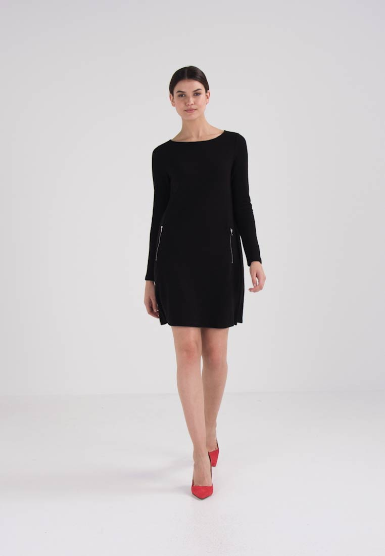 GAP SWNG - Robe pull - true black