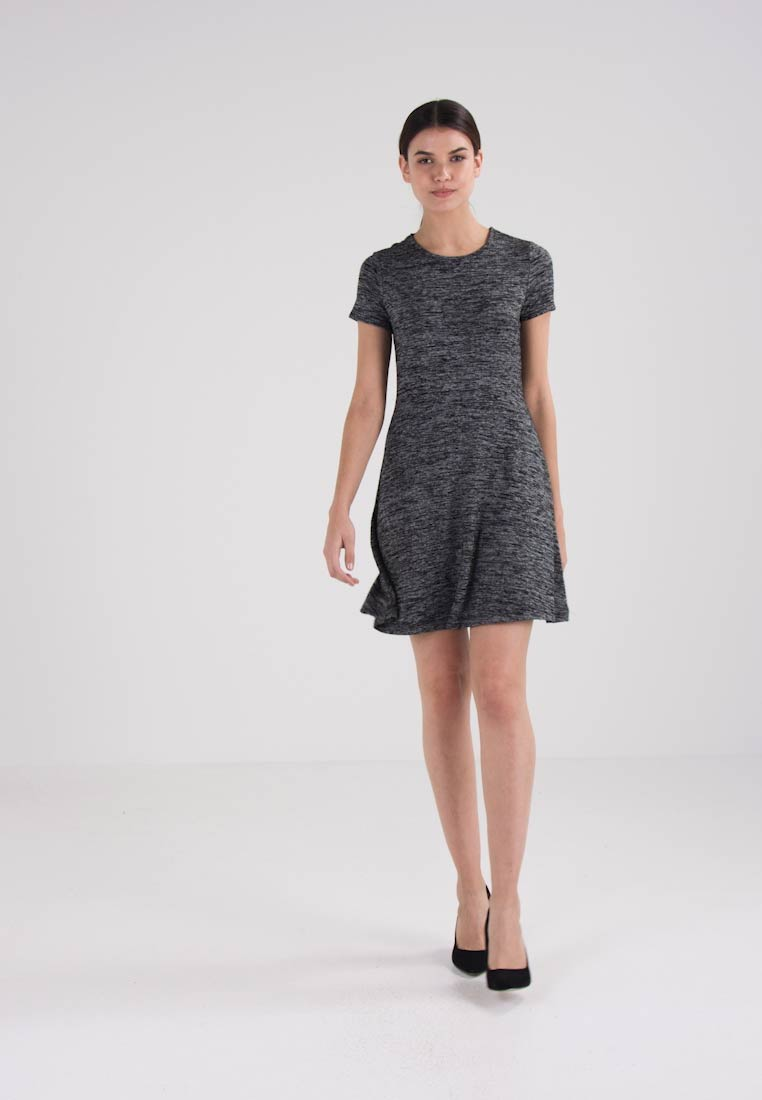 GAP - Strickkleid - black marl
