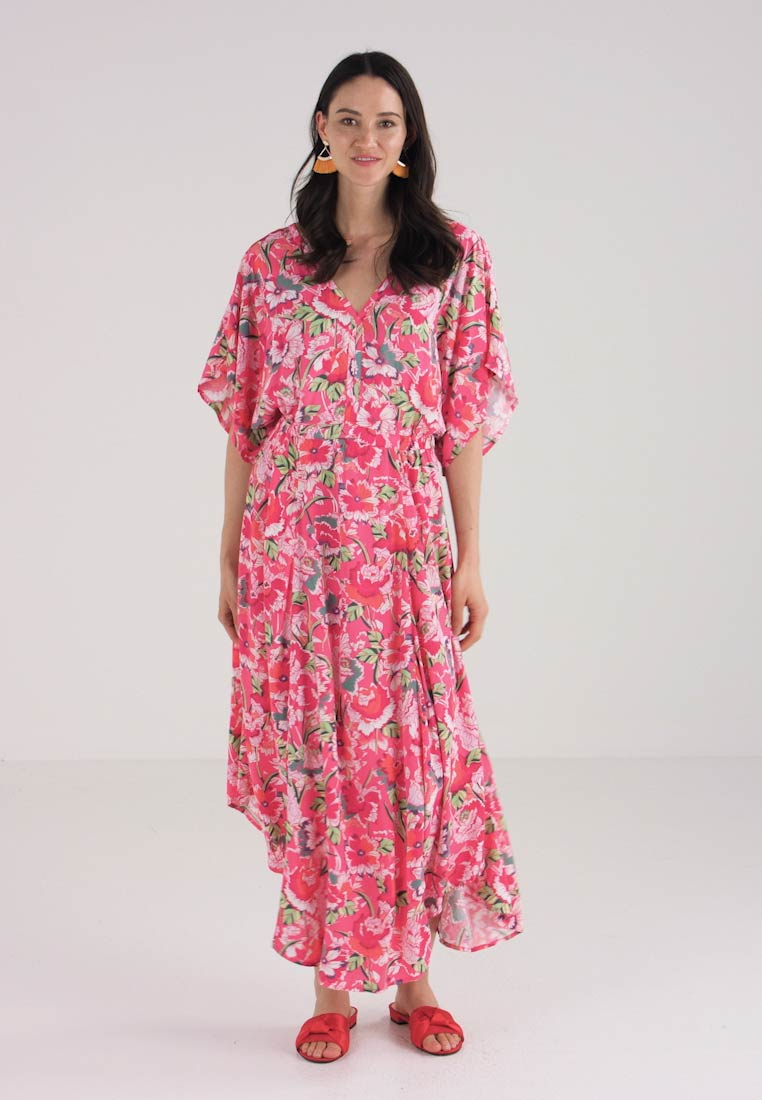 Dress Gap Pink View Pink Gap Gap Maxi View Maxi View Gap Dress Dress View Maxi Pink AgZ6Awq7