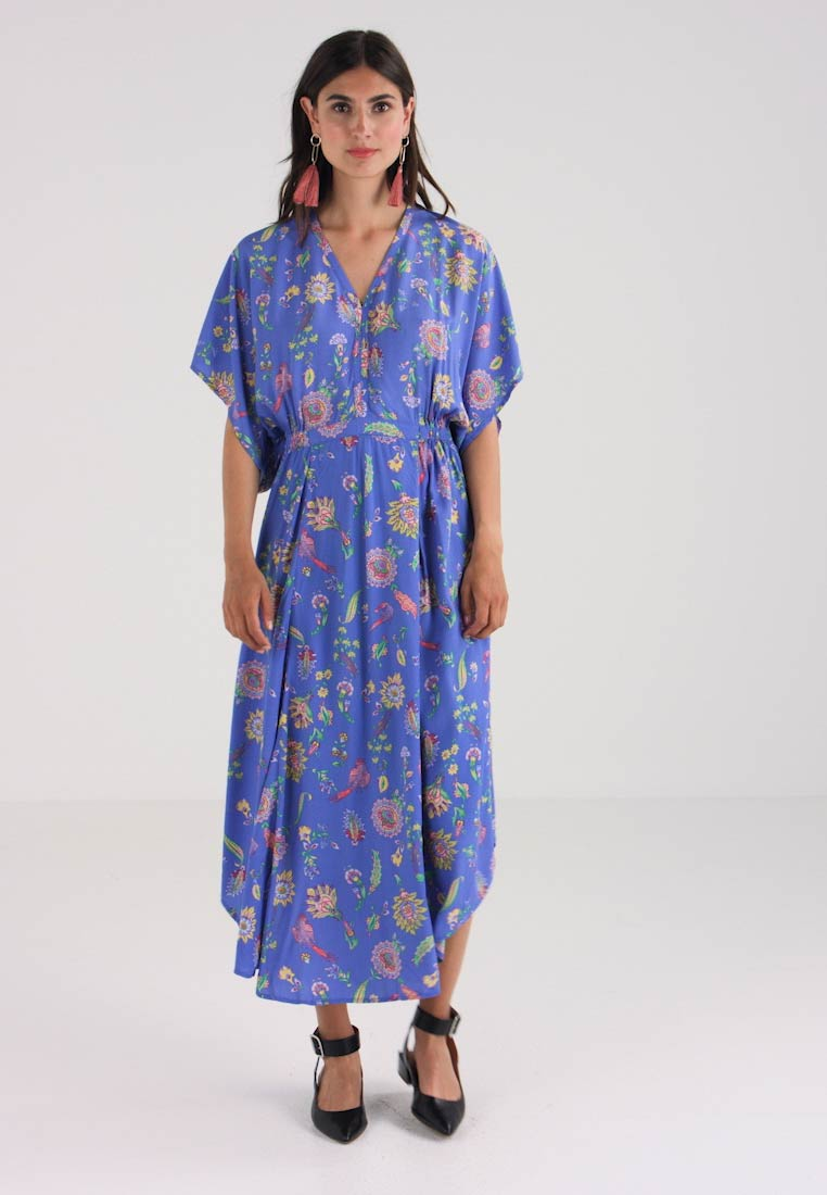 Maxi Blue Gap Recommend Cheap Dress HfFxCWSw