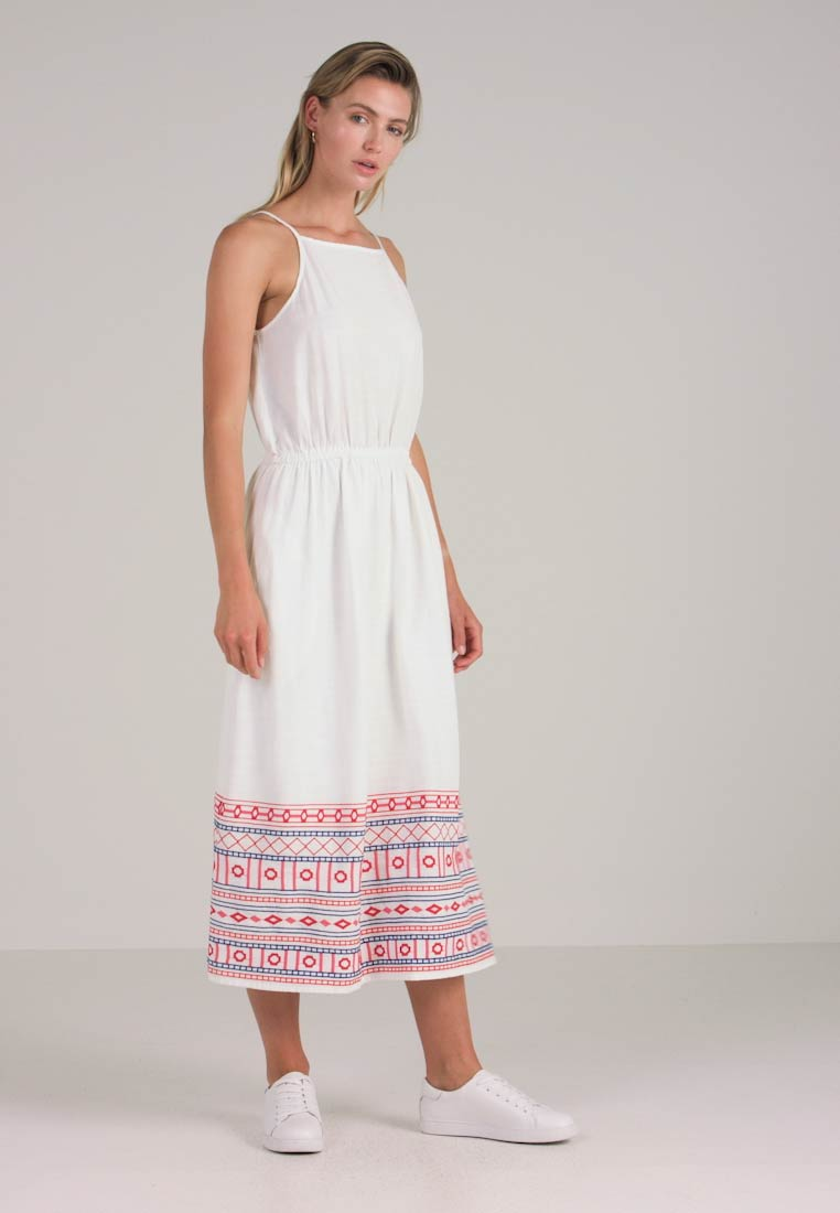 Price Dress Maxi Gap White Optic Factory FnOUqxd