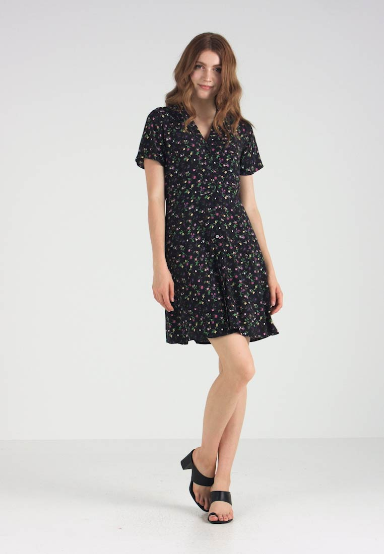 Gap Clearance Dress Dress Gap Black Clearance aPnqF