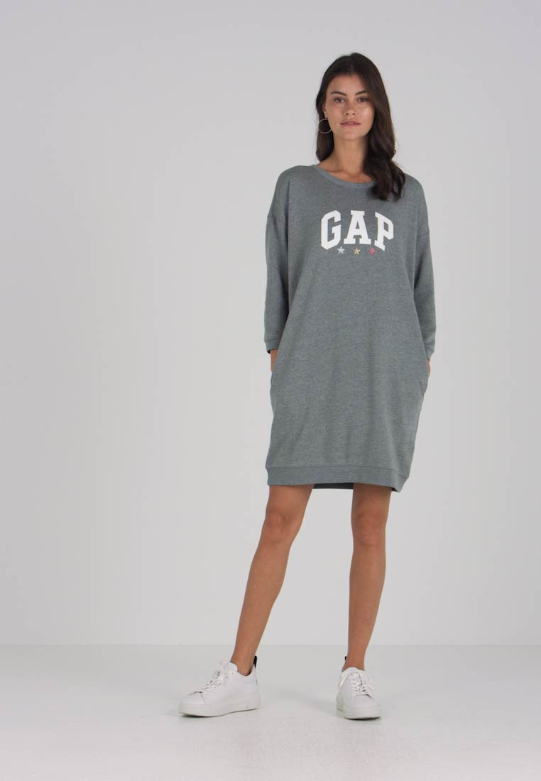 Heather Day Nice Grey Dress Cheap Gap And n7aqFYO