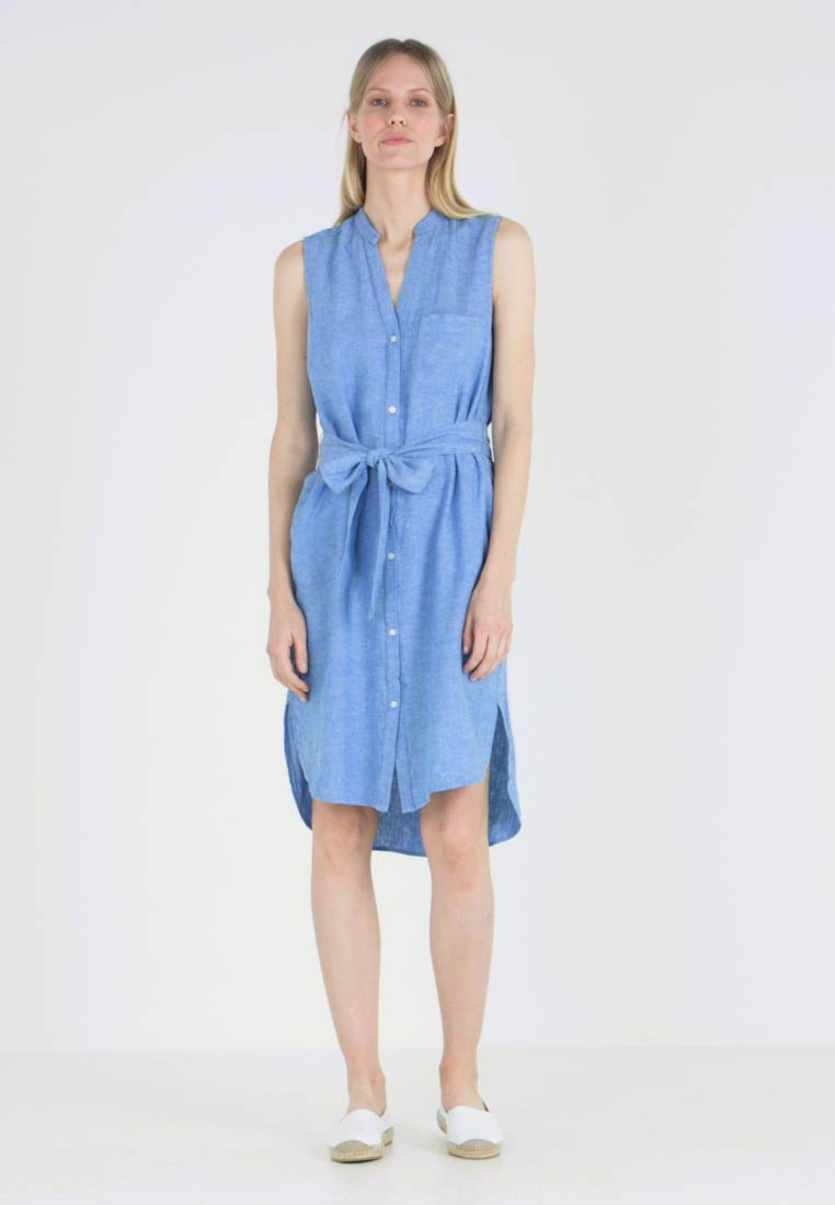 GAP - Shirt dress - light blue