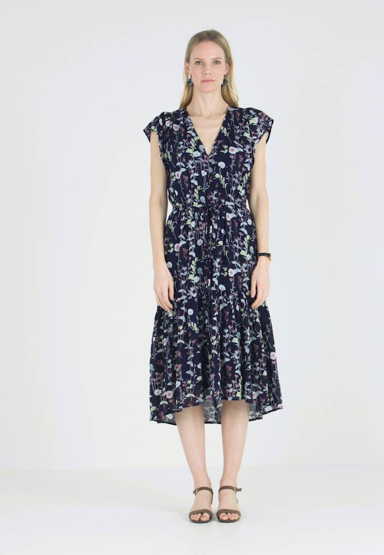 first look authentic great discount sale MAXI - Maxi dress - navy