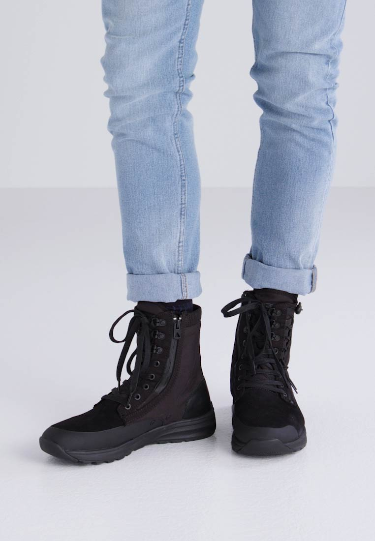 G-Star CARGO - Bottines à lacets noir
