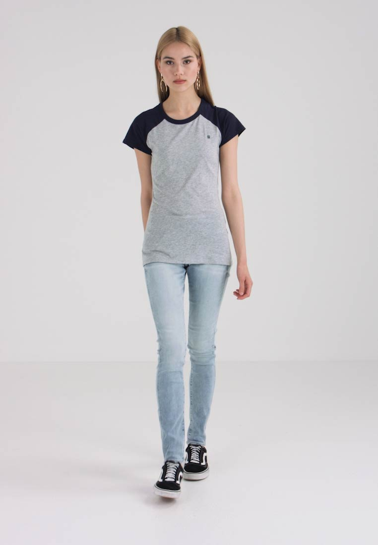 SLIM print med T shirts G Star 5nH8RvqH1