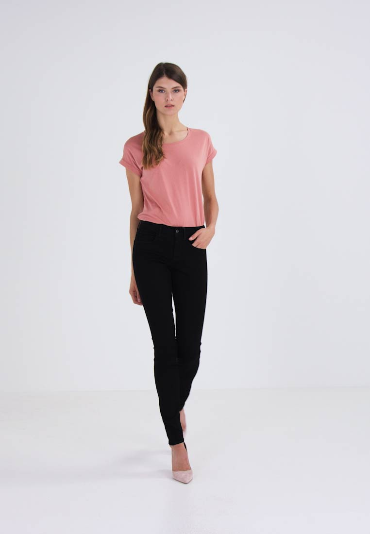 3301 Mid star Fit Black Jeans Ita Superstretch Skinny G HSU1Wqzwq
