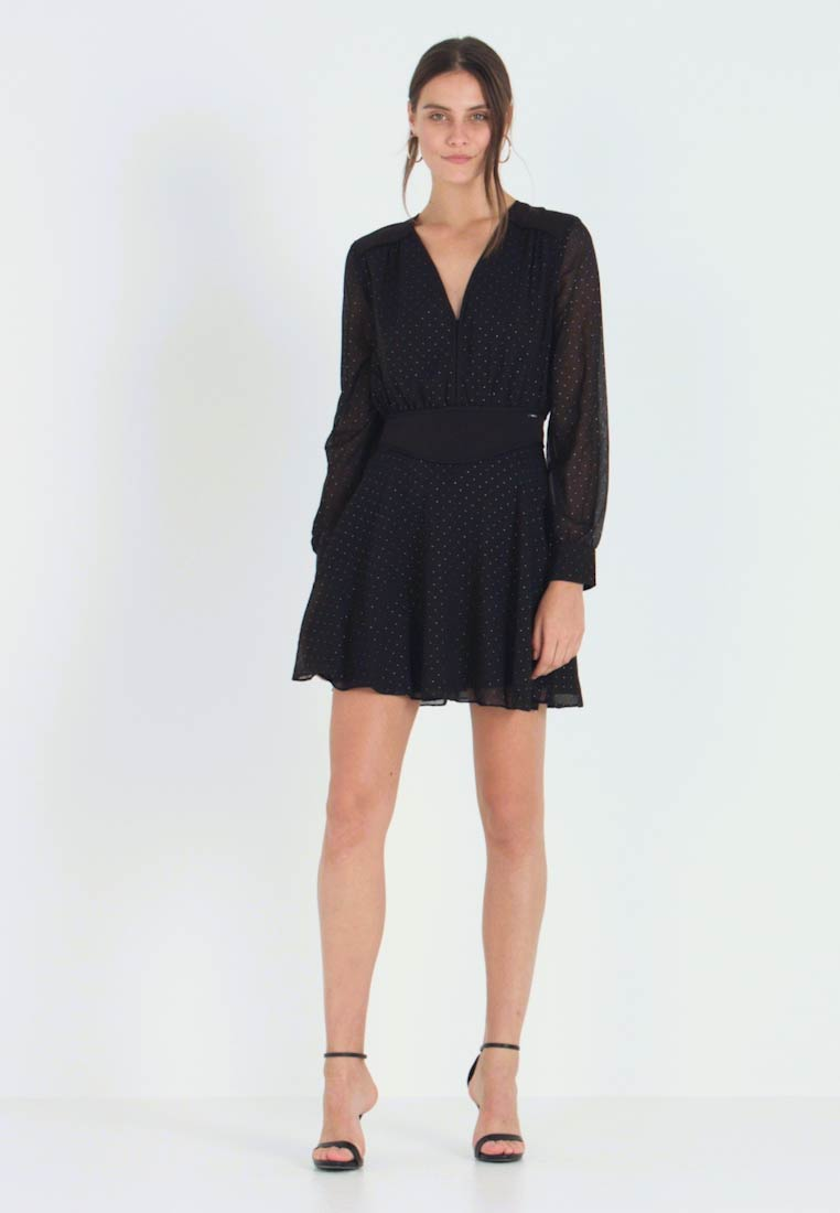 Guess - ISRA DRESS - Korte jurk - jet black