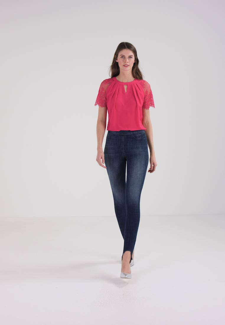 Guess SCEILA - Jeggings - be blue