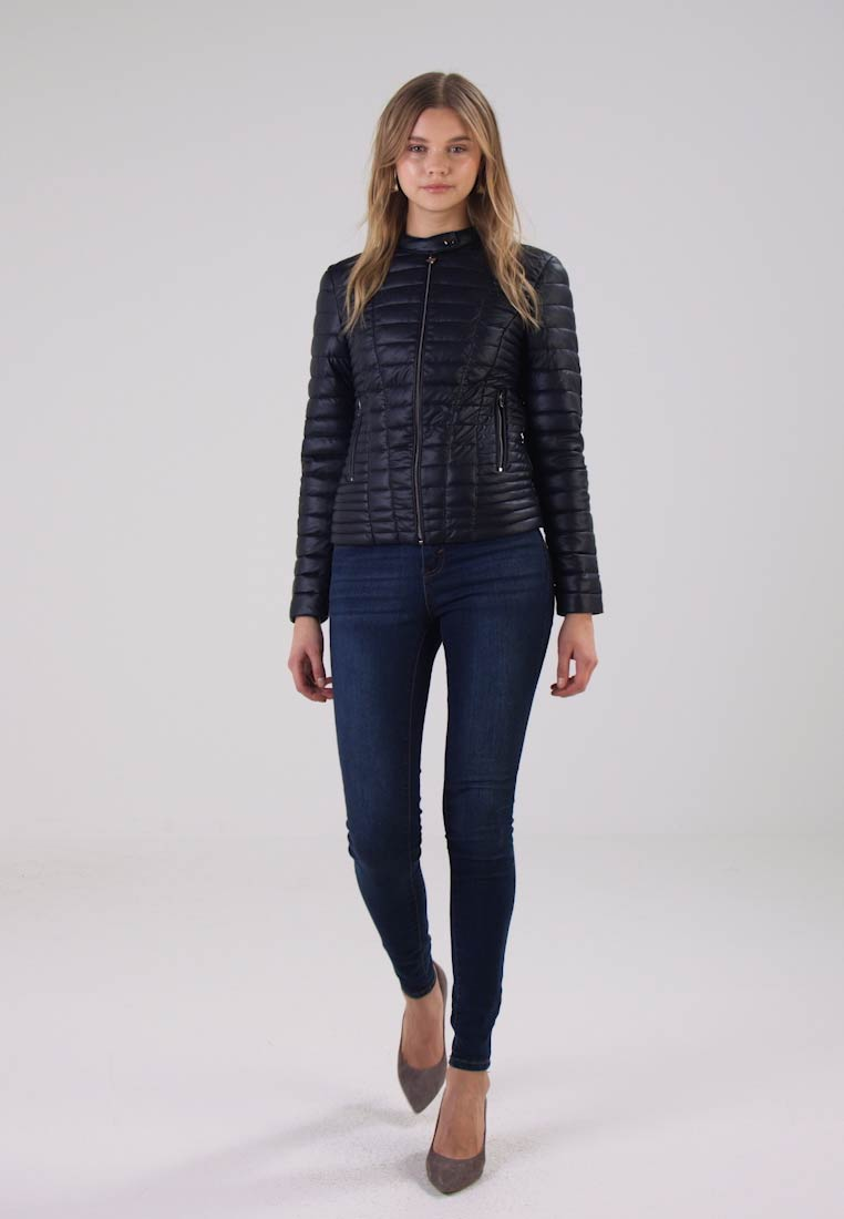 VONA - Giacca in similpelle new navy blue