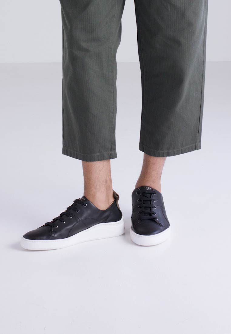 OYAMA - Sneaker low - black cadSCHo