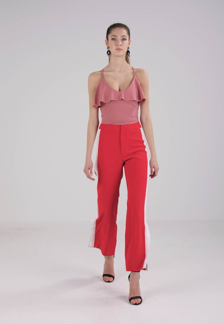 Ivyrevel LOWELL TROUSERS - Bukser hot red