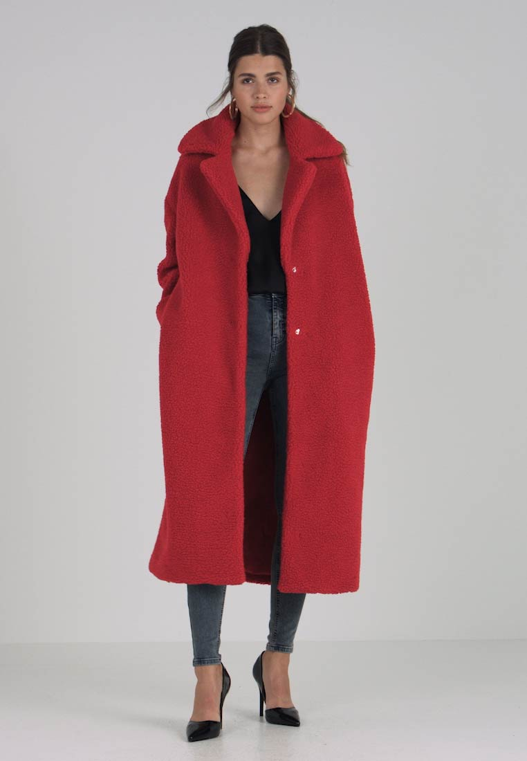 Ivyrevel - CALIA LONG COAT - Kappa / rock - red